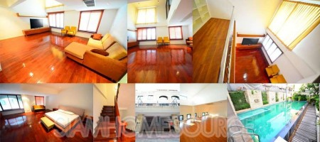 Huge 4BR Executive Thonglor Townhouse