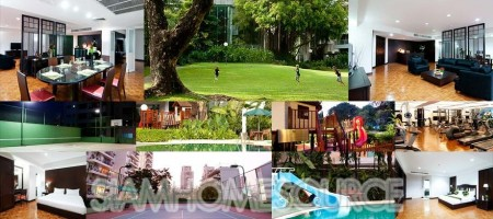 Best Thonglor Family Apartment: Spacious 3BR w/ Outstanding Facilities