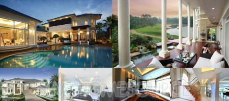 Ultra Elegant, Modern 6BR Luxury Villa in Pinklao