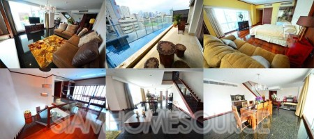 Executive Quality 3BR Phrom Phong Condo – Private Pool
