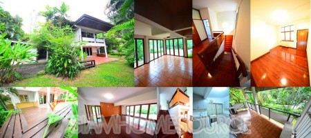 Extremely Homey 3BR Asoke House w/ Nice Garden