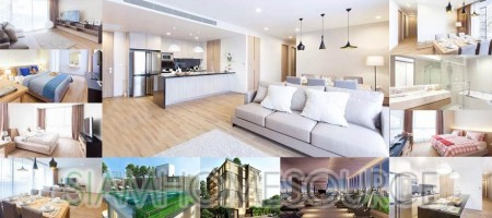 Beautiful, Brand New 3BR Asoke Boutique Apartment