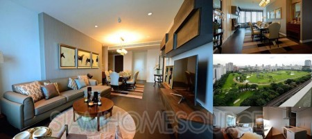 Elegant 2BR Corner Unit in Bangkok's Most Exclusive New Residence