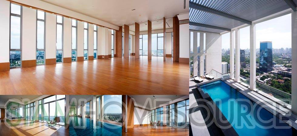 The Most Prestigious Bangkok Penthouse in the History of Thailand