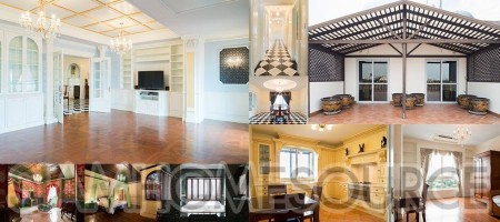 Unique, Extra Spacious 5BR Asian Style Ekamai Penthouse