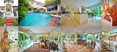 Executive Pool Villa near Bangkok Pattana School