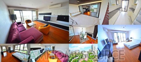 Spacious & Modern 3br Pet Friendly Phrom Phong Condo