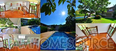 Exceptionally Homey Thonglor House – Must-See Pool & Garden
