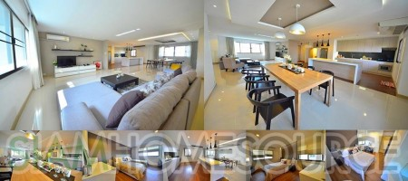 Brand New Spacious 3BR Thonglor Pet Friendly Condo