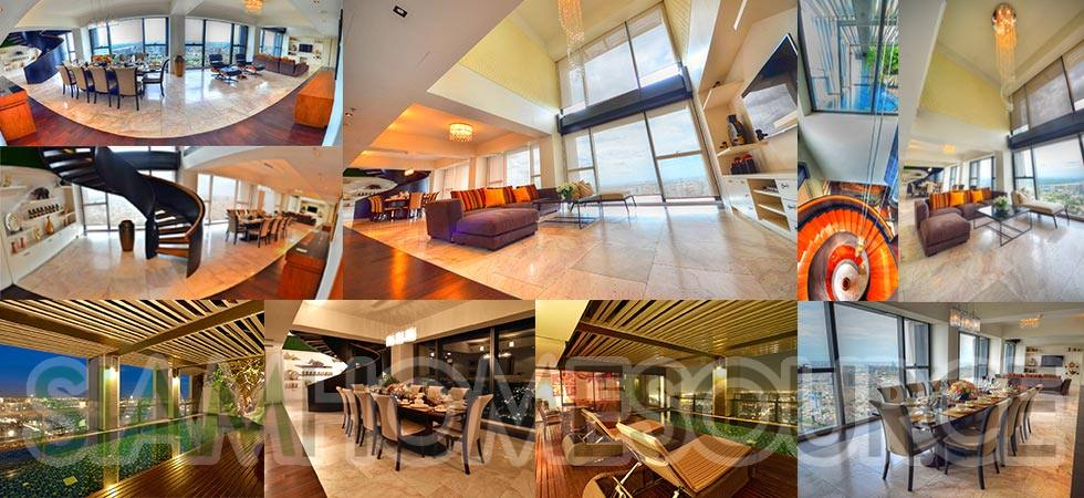 Flawless 5BR Bangkok Penthouse – Sathorn Private Pool Triplex