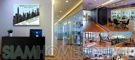 Ultra Rare, Super Impressive 300sqm Penthouse Office Condo