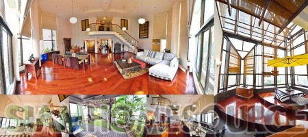 Thonglor Penthouse Triplex – Supreme Space 6BR Condo