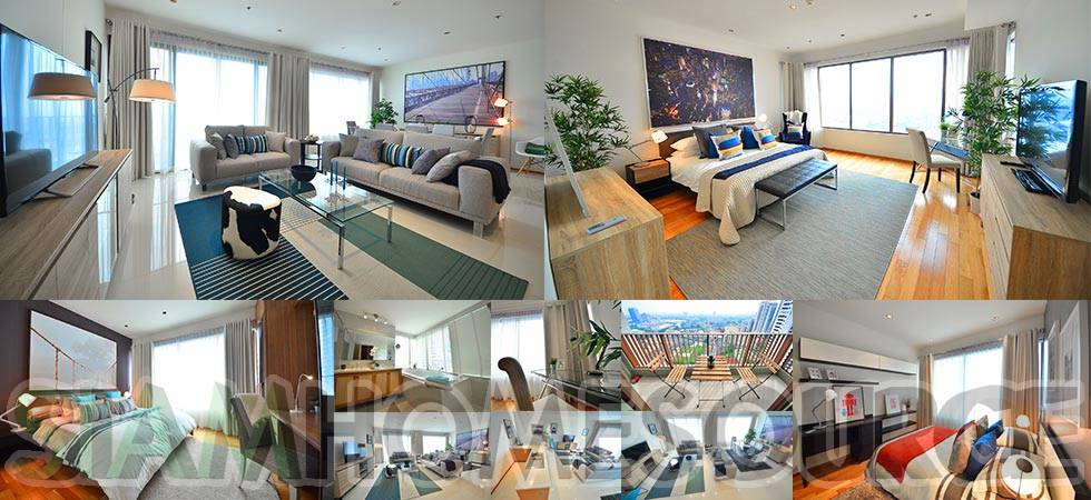 Absolutely Beautiful 3BR Phrom Phong River View Show Suite