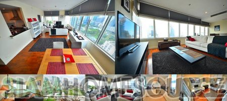 Perfectly Located 3BR Phrom Phong Sub- Penthouse