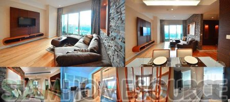 Classy 3BR Asoke Luxury Condo in Upscale Highrise