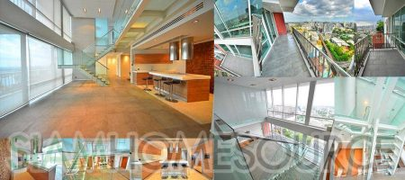 Top-Shelf Bangkok Penthouse – Ultra Modern 4BR Duplex