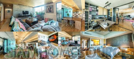 Beautiful Penthouse Style Family Condo in Phrom Phong