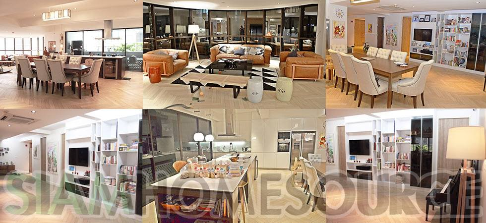 Well Located, Spacious & Beautifully Renovated 3BR Asoke Family Condo