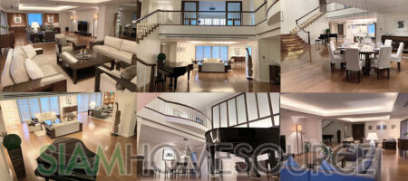 Large Bangkok Penthouse in Most Convenient Location
